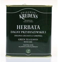 Herbata zielona liściasta z limonką Dagny Przybyszewskiej