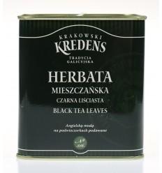 Herbata czarna liściasta Mieszczańska Krakowski Kredens 150g