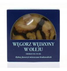 Ryba Węgorz wędzony w oleju Krakowski Kredens 180g