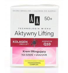 Krem na dzień Aktywny Lifting 50+ AA 50ml