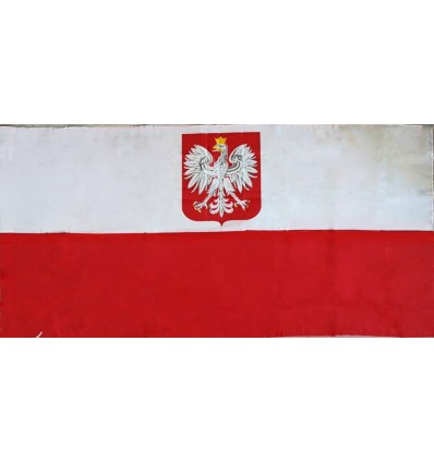 Polska flaga 180x90cm