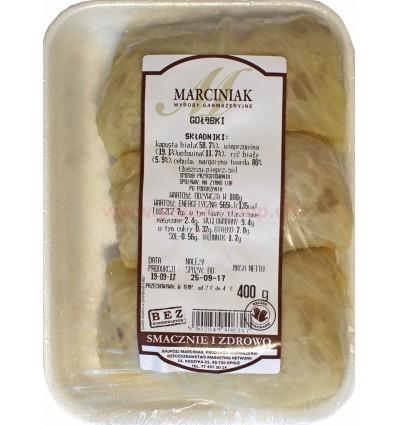 Gołąbki Marciniak 400g