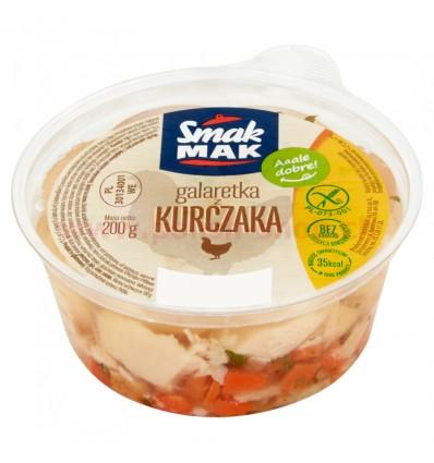 Gelée au poulet Smakmak 200g