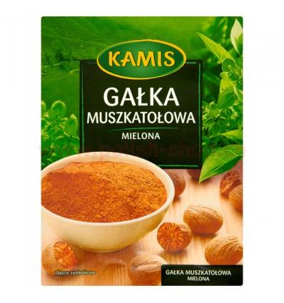 Gałka muszkatołowa mielona Kamis 9g