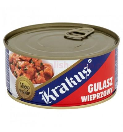 Goulasch de porc Krakus 300g