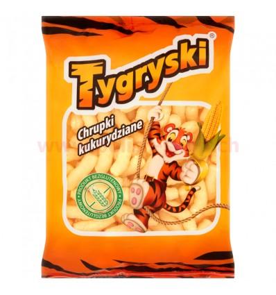 Tygryski Maissnack 100g