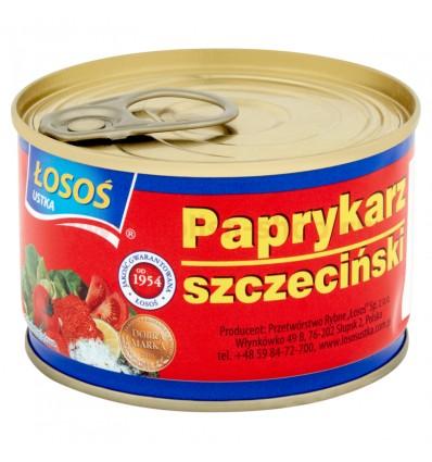 Paprykarz szczeciński Łosoś 170g