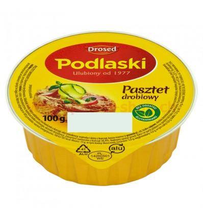 Pâté à la volaille Podlaski Drosed 100g