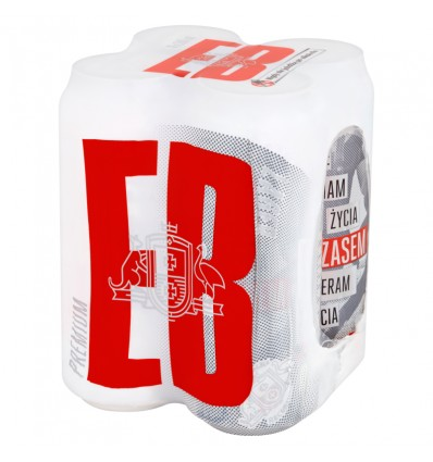 4x EB beer can 500ml