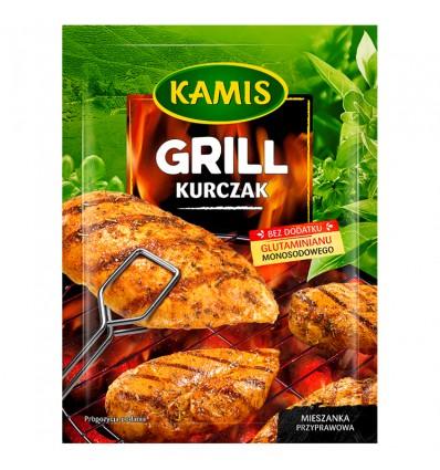 Przyprawa Grill kurczak Kamis 18g