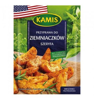 Kamis Gewürzmischung für Kartoffel Ziemniaczki Szeryfa 20g