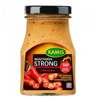 Moutarde au chili Kamis 185g