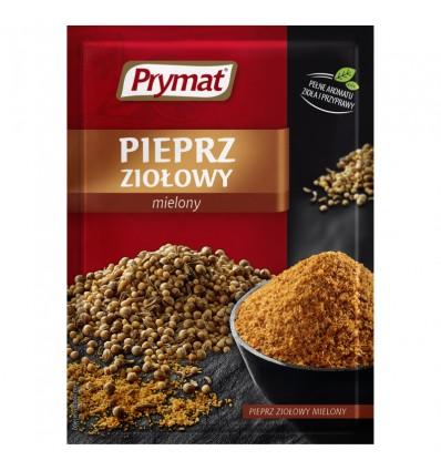 Ground herbal pepper Prymat 20g