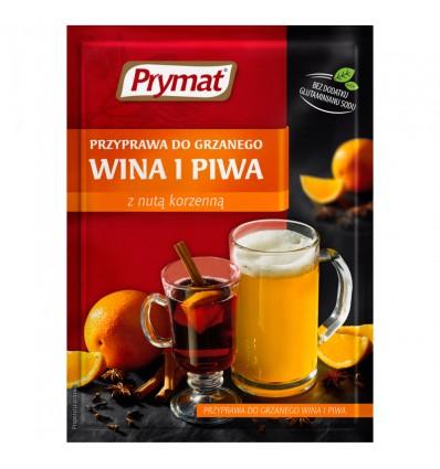 Mélange d'épices pour vin chaud et bière chaude Prymat 40g