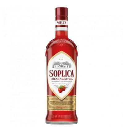 Nalewka Teinture alcoolique à la fraise 30% Soplica 500ml