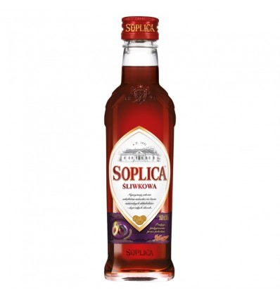 Soplica plum tincture 30% 200ml