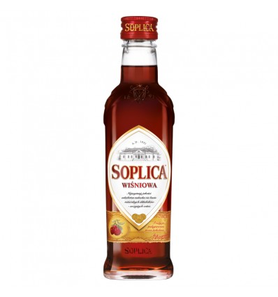 Nalewka Teinture alcoolique à la cerise 30% Soplica 200ml