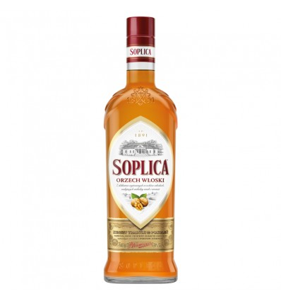 Nalewka Teinture alcoolique aux noix 30% Soplica 500ml