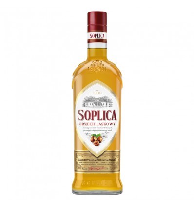 Nalewka Teinture alcoolique aux noisettes 30% Soplica 500ml