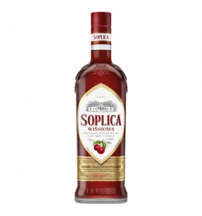 Nalewka Teinture alcoolique à la cerise 30% Soplica 500ml