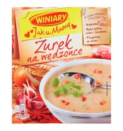 Zupa Żurek na wędzonce Winiary 49g
