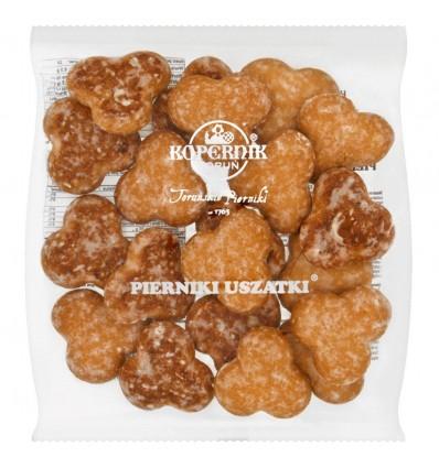 Torunskie Pierniki Biscuits au pain d'épices Uszatki Lukrowane