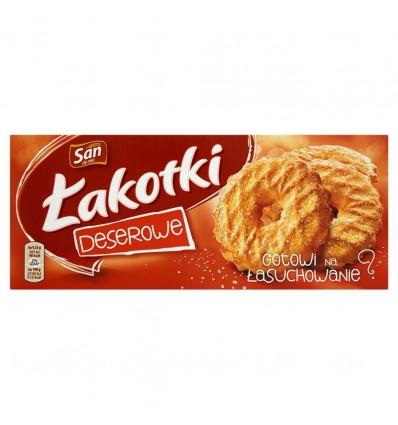 12x Biscuits de dessert Lakotki San 168g