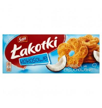 12x Biscuits Noix de coco Lakotki San 168g
