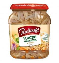 Flaki wieprzowe w rosole Pudliszki 500g