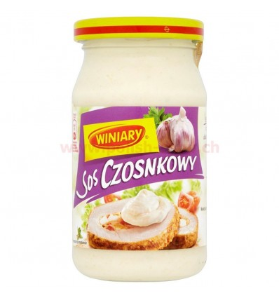 Garlic sauce Winiary 250ml