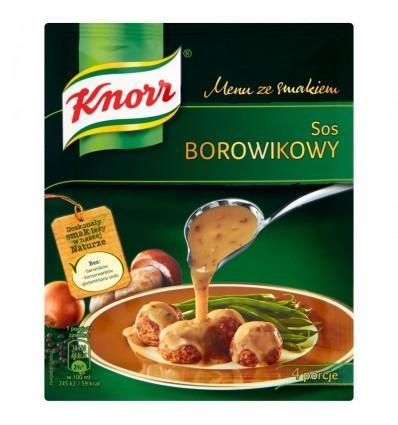 Sauce aux cèpes Knorr 37g