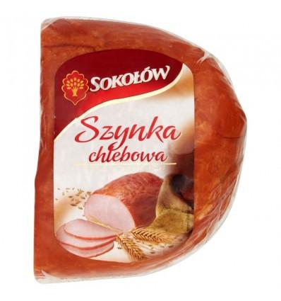 Szynka chlebowa Sokołów 850g