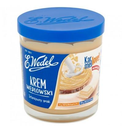 Krem wedlowski karmelowy Wedel 230g
