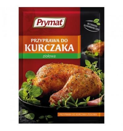 Przyprawa do kurczaka ziołowa Prymat 30g