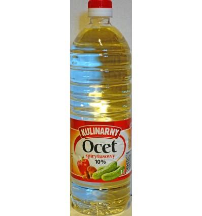 Ocet spirytusowy 10% Kulinarny 1l