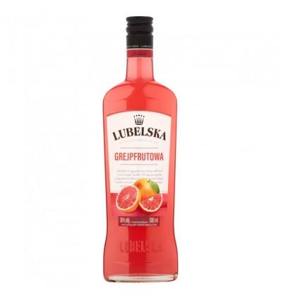 Liqueur au pamplemousse Lubelska 30% 500ml