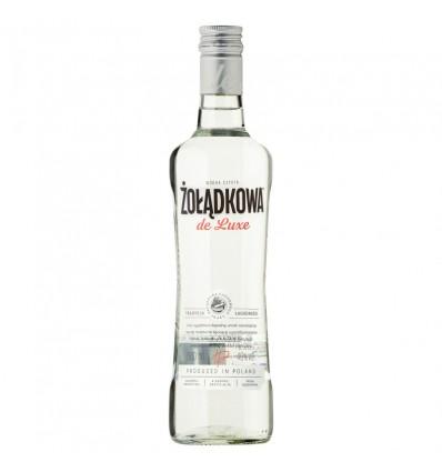 Zoladkowa Gorzka de luxe Wodka 40% 500ml