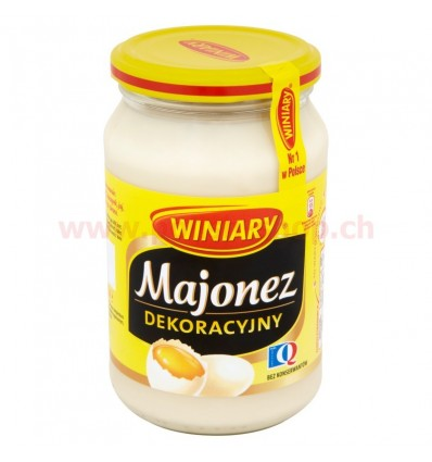 Mayonnaise décorative Winiary 400ml