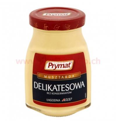 Delikatesowa table mustard Kamis 185g