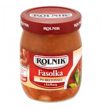 Fèves au lard Rolnik 550ml