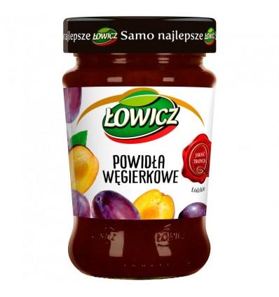 Confiture de prunes Lowicz 290g