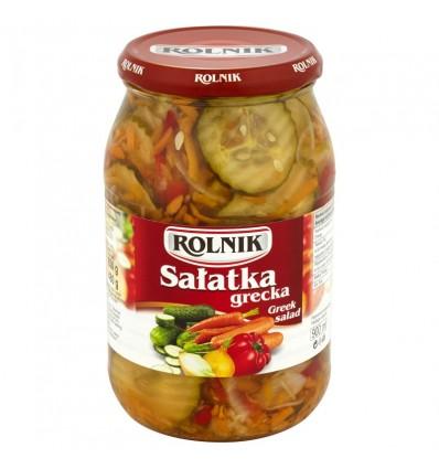Greek salad Rolnik 900ml