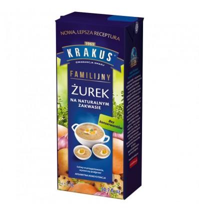 Krakur Sauerteigsuppe (Zur) 1,5l