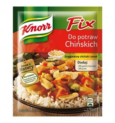 Przyprawa Fix Do potraw Chińskich Knorr