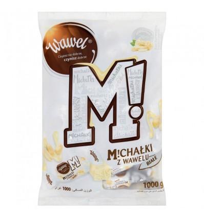 Bonbons Michalki blancs Wawel 1kg