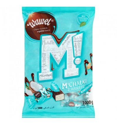 Wawel Michalki Kokos Bonbons 1kg