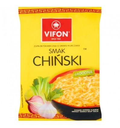 Soupe instantanée Poulet chinois Vifon 70g