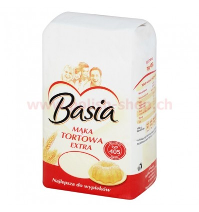 Basia ekstra soft flour 1kg