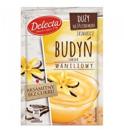 Vanilla pudding Delecta 64g