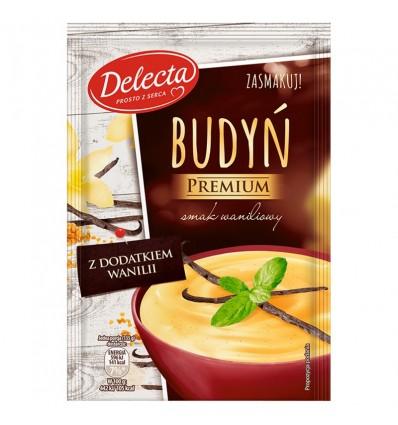 Vanilla pudding Premium Delecta 47g